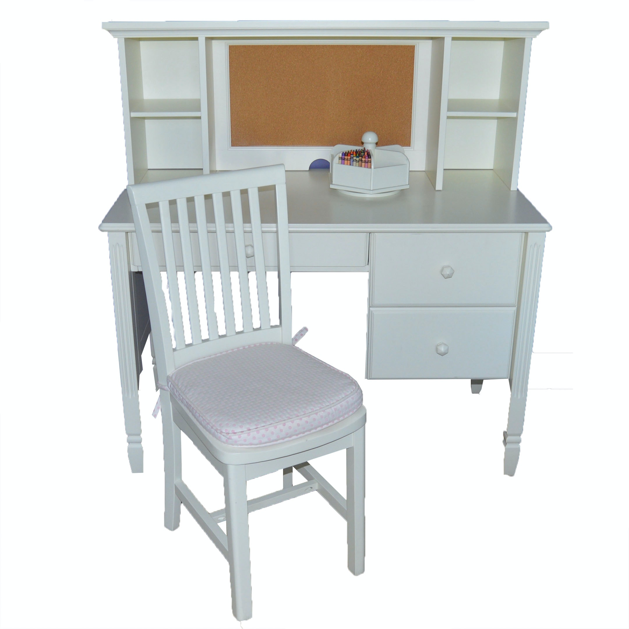 Desk and Chair Set by Pottery Barn Kids