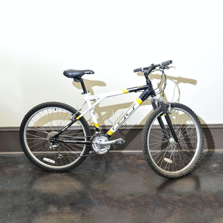 GT Triple Triangle Mountain Bike : EBTH