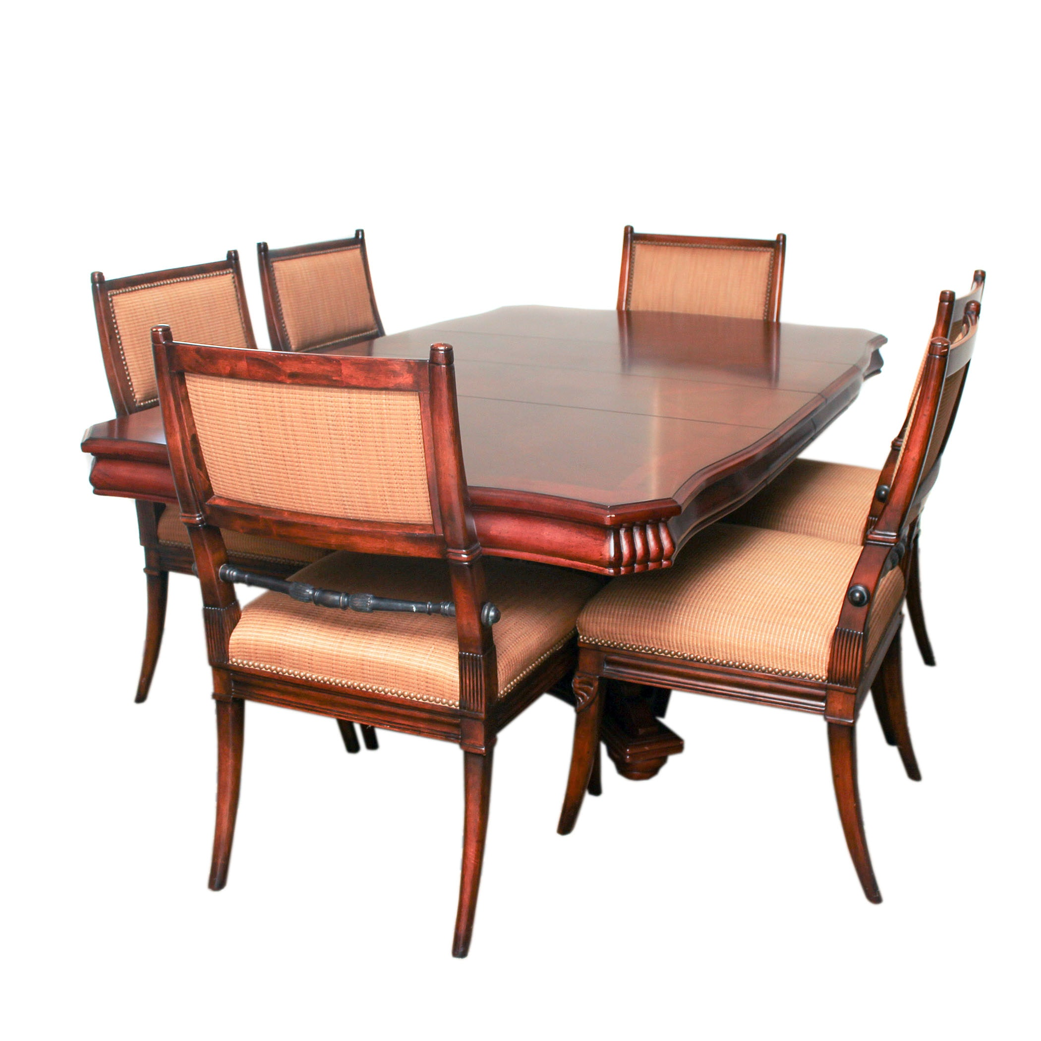 Empire Style Dining Table and Chairs