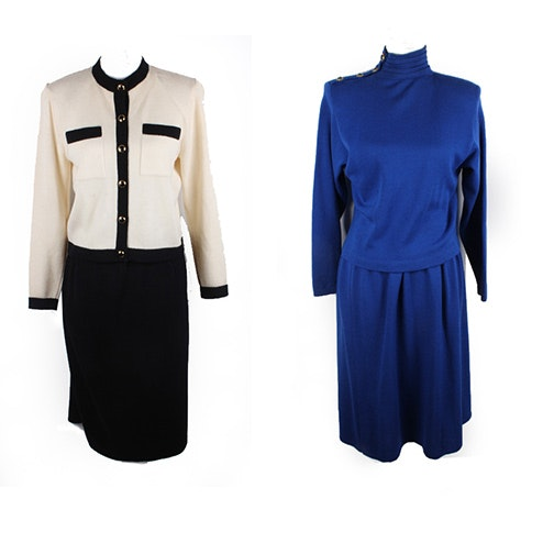 St. John by Marie Gray Skirt Suits