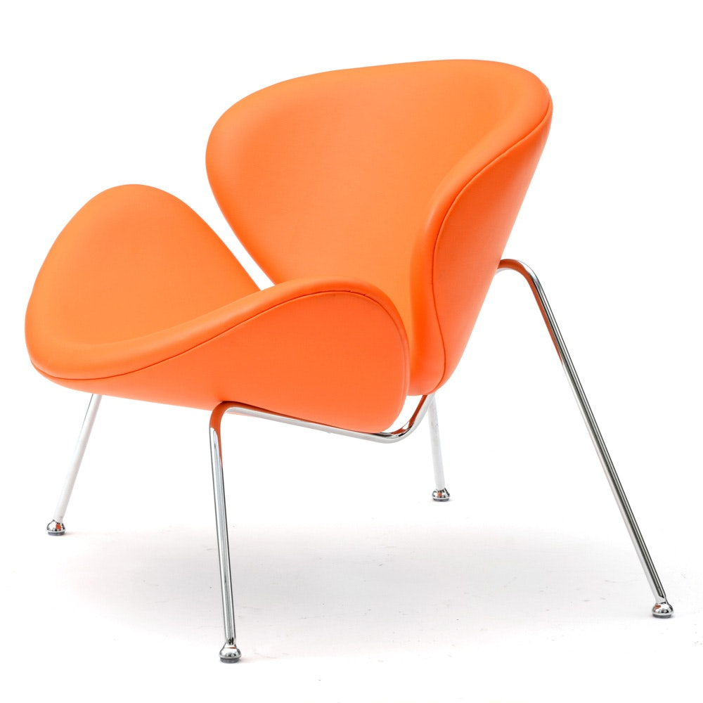 """Nutshell"" Lounge Chair by Modway"