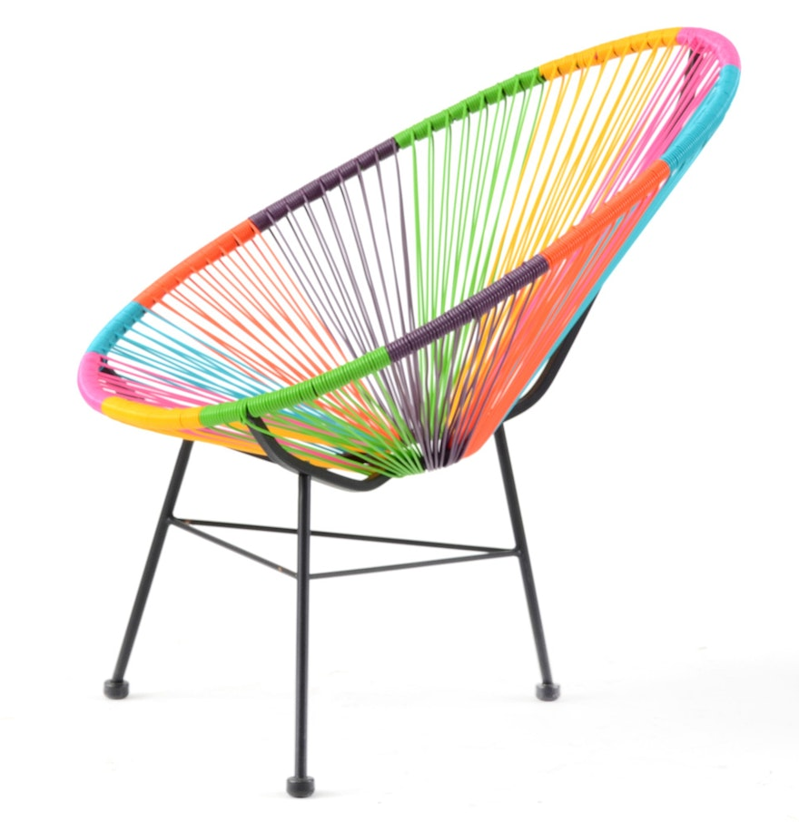 Acapulco chair cb2 - Acapulco Chair By Polivaz