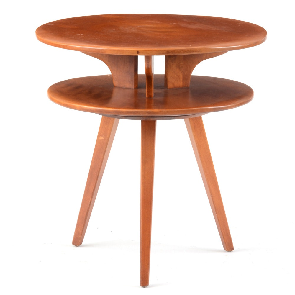 Charming Side Table By Cushman Furniture ...