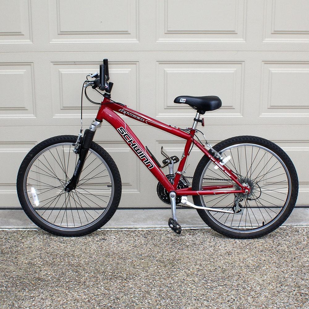 "24"" Schwinn Ranger Bicycle : EBTH"