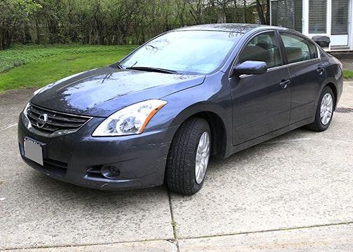 2010 Nissan Altima 2.5s Sedan