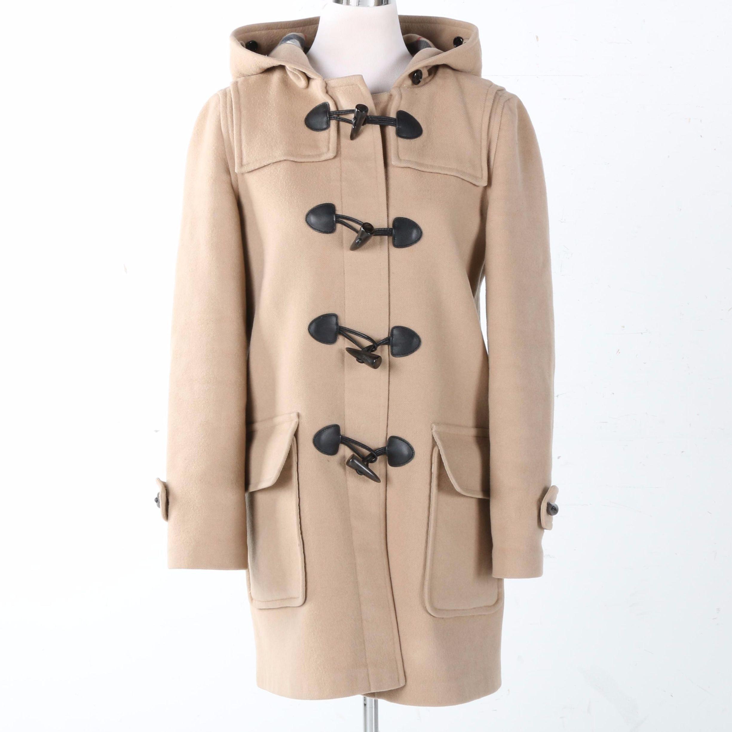 Burberry Brit Women's Wool Coat