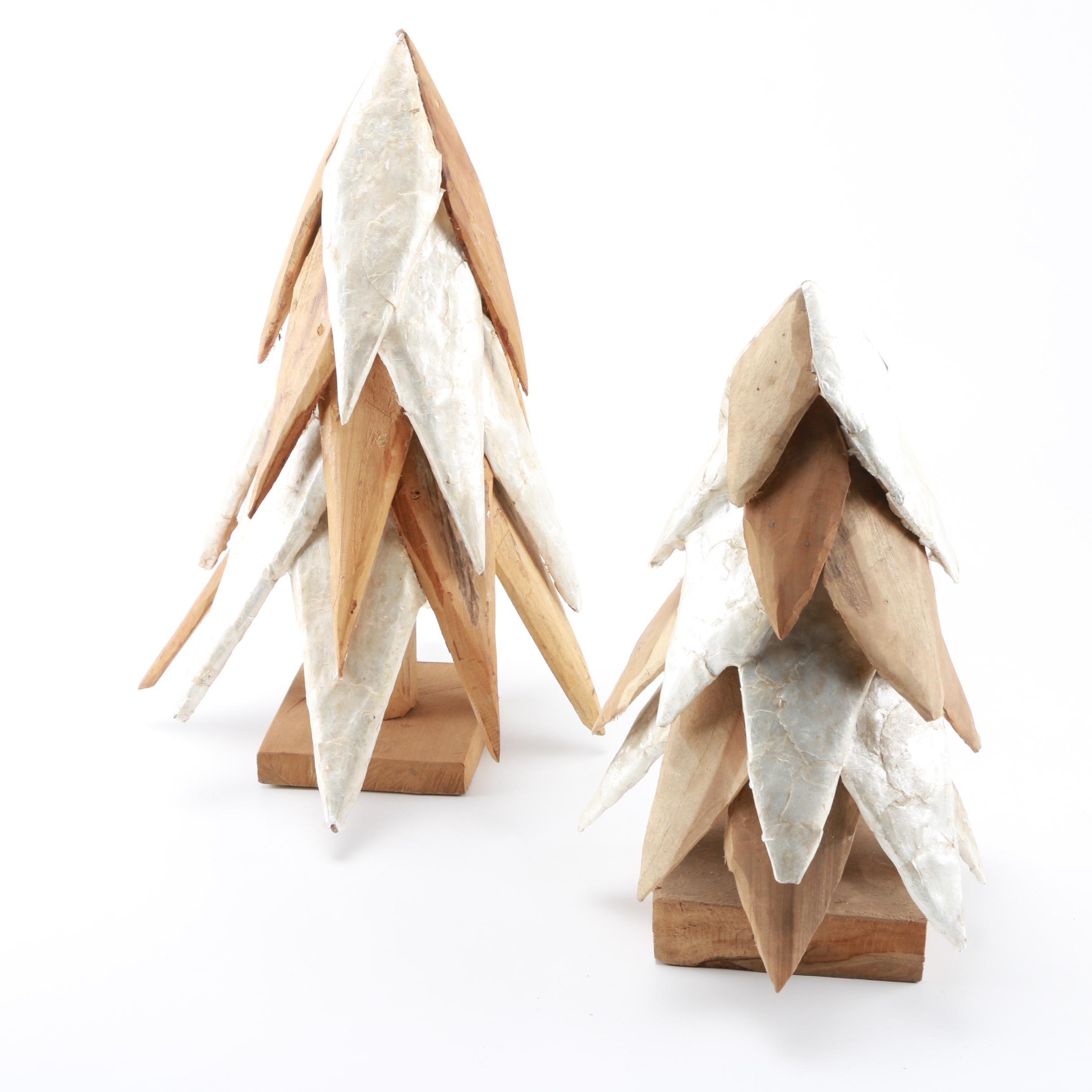 Handmade Decorative Trees