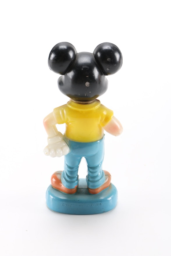 Vintage Mickey Mouse Figures Ebth