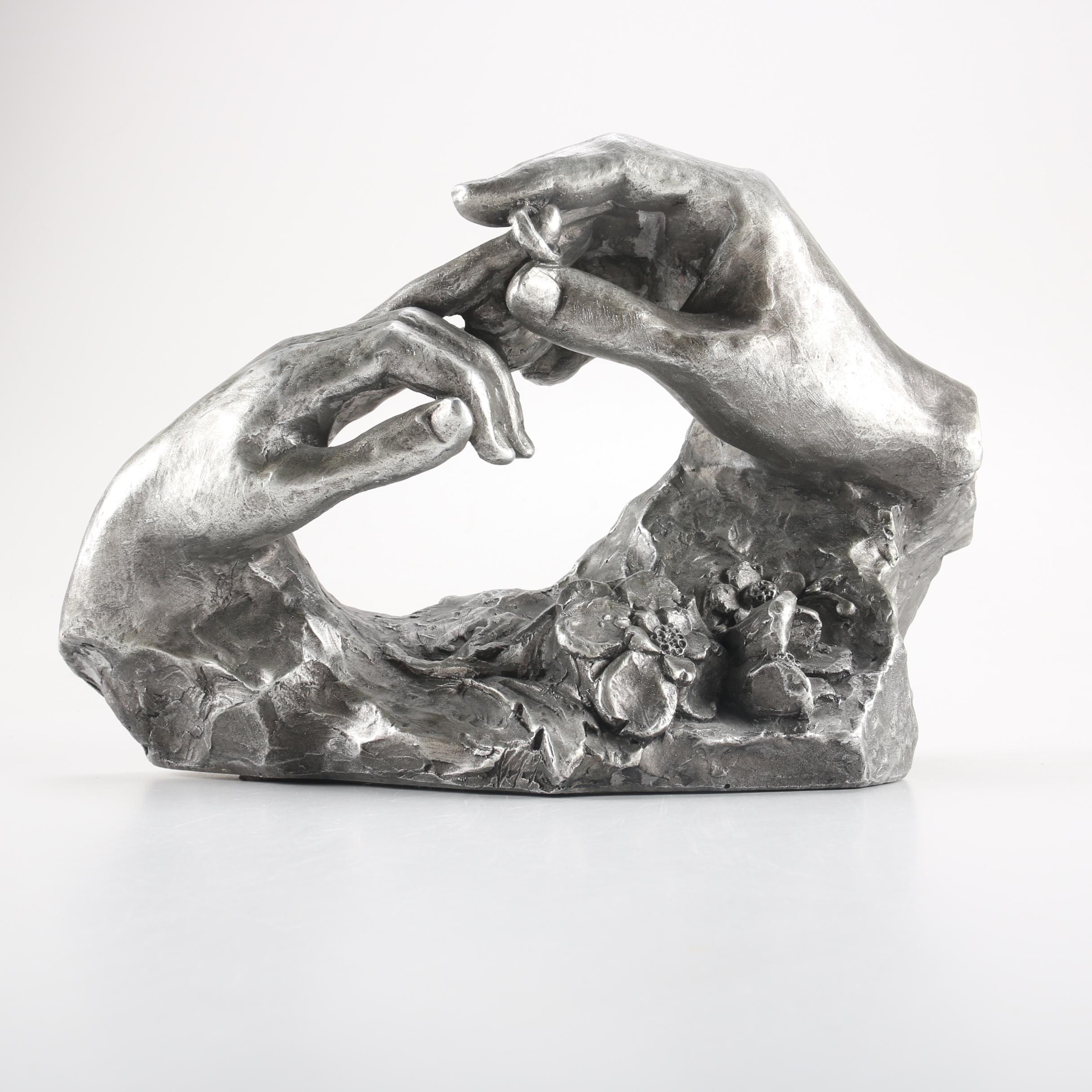 Austin Prod Inc. 1980 Wedding Ring Sculpture