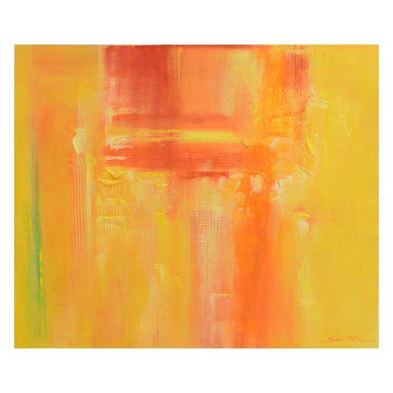 "Roberto Donatelli Original Oil Painting on Canvas ""Lights'"