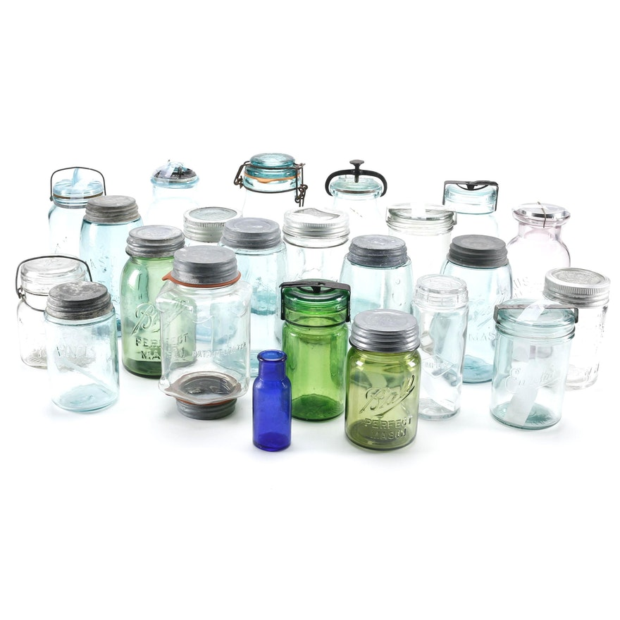 17eb0b35e73d Speciality Mason Jar Collection