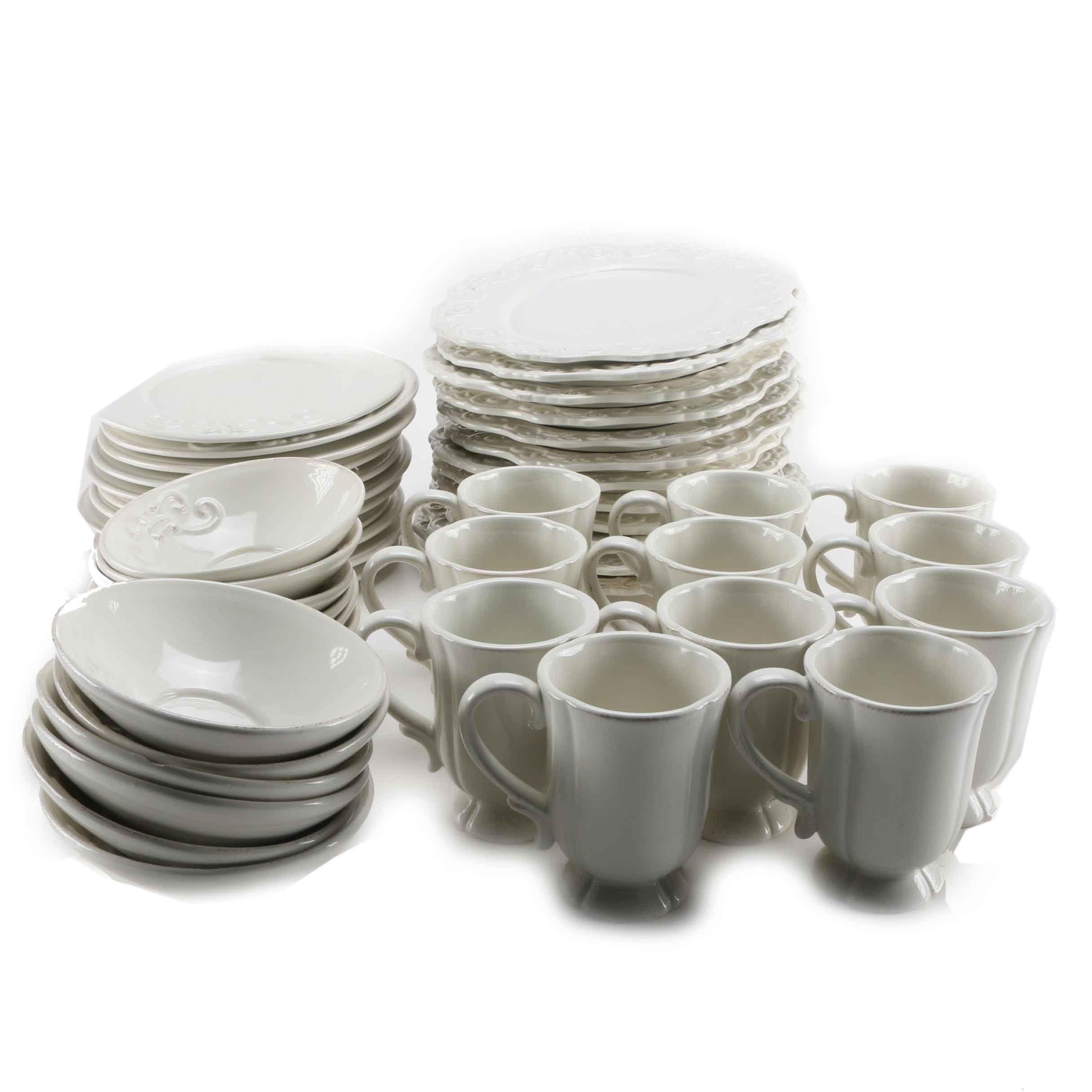 Nina Campbell Ceramic Dinnerware