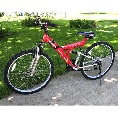 Honda Racing Trail Pilot Mountain Bike Ebth