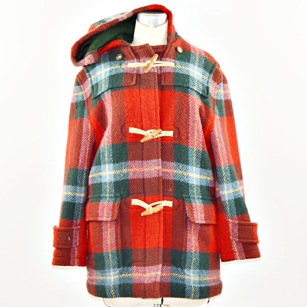 Ralph Lauren Toggle Coat