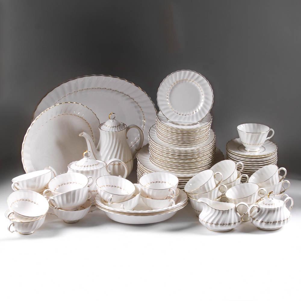 Royal Doulton \ Adrian\  Pattern English Fine Bone China ...  sc 1 st  EBTH.com & Royal Doulton \