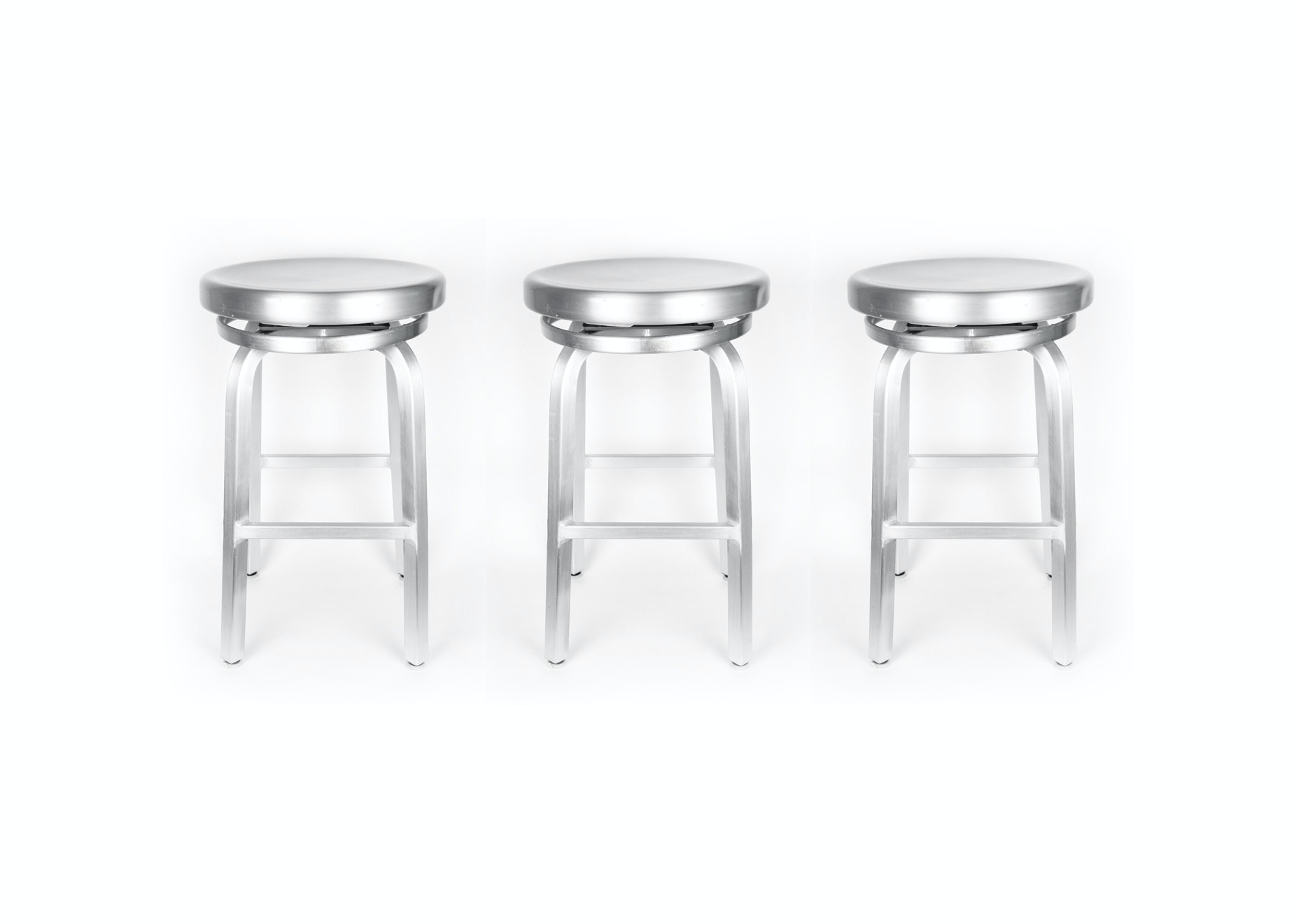 Industrial Style Swivel Counter Stools From Crate Amp Barrel