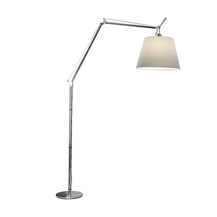 Artemide floor lamp from design within reach ebth artemide floor lamp from design within reach aloadofball Gallery