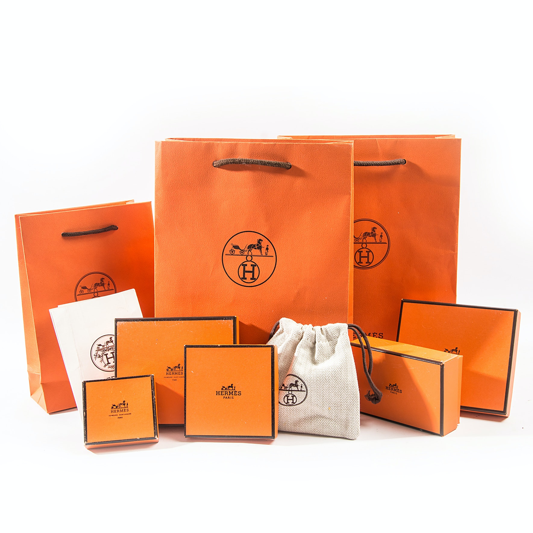 Hermès Boxes and Bags
