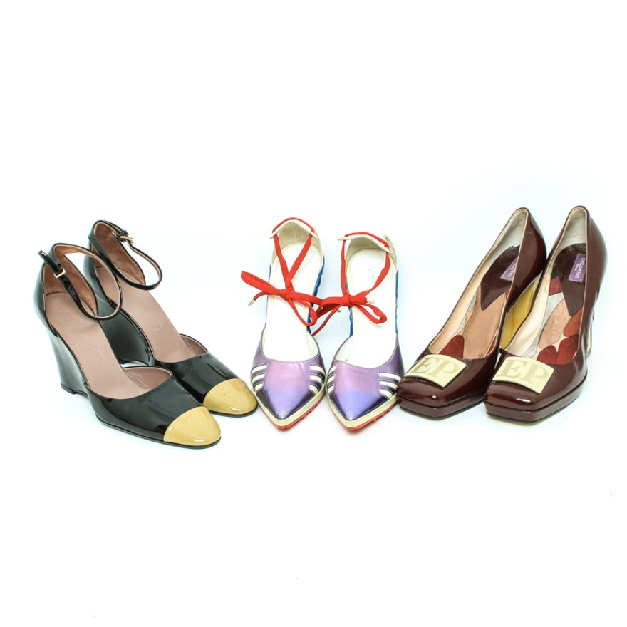 67ed4aca3cb4 Collection of Women s Shoes from Pucci
