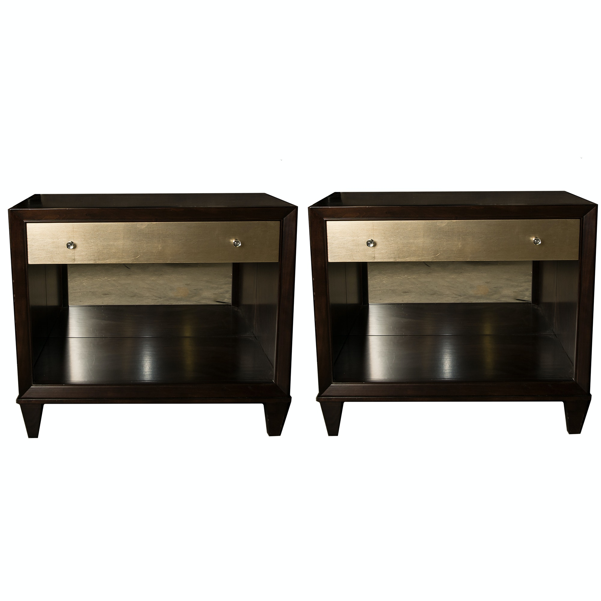 "Haverty ""One Park Place"" Nightstand"