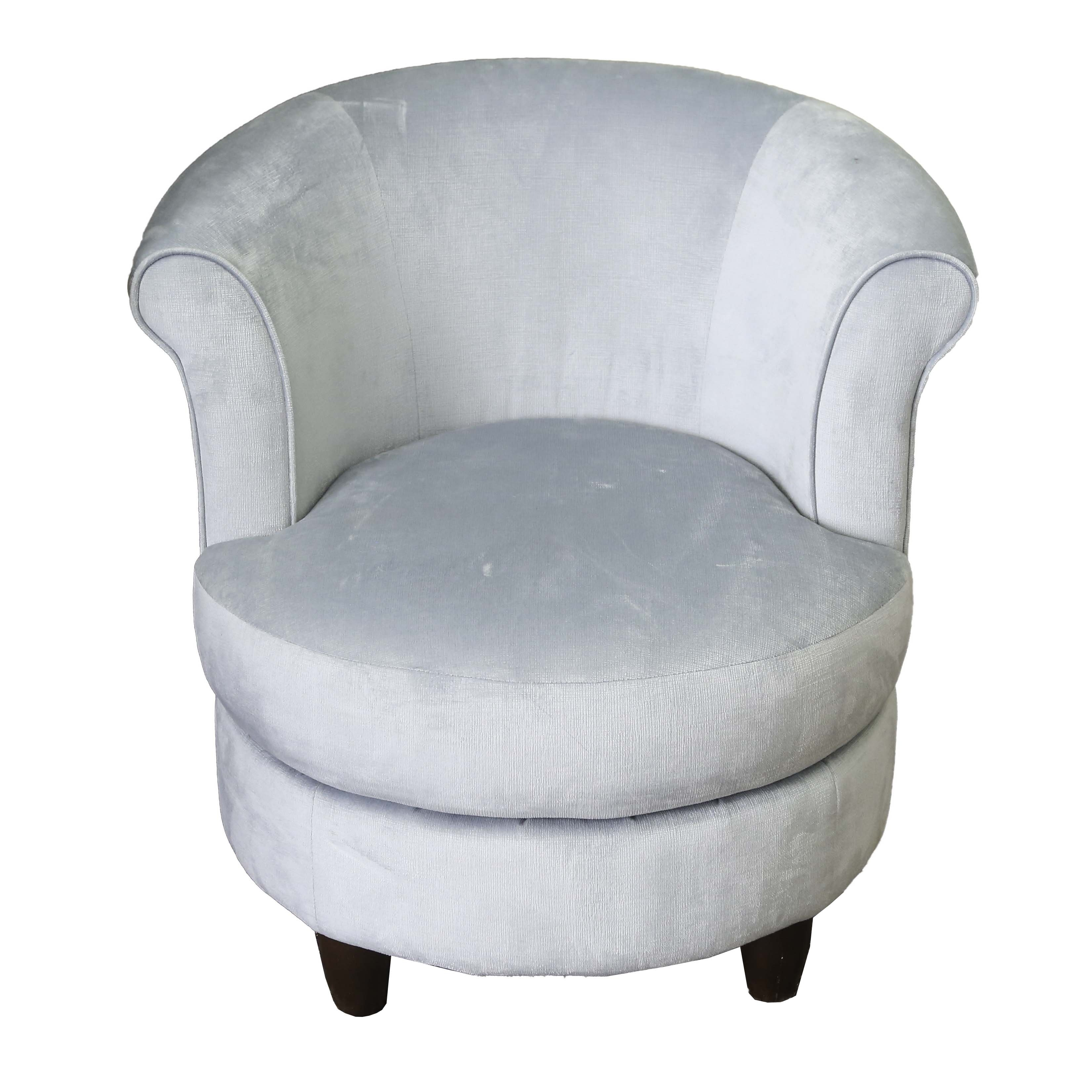 Havertys Phoebe Swivel Accent Chair