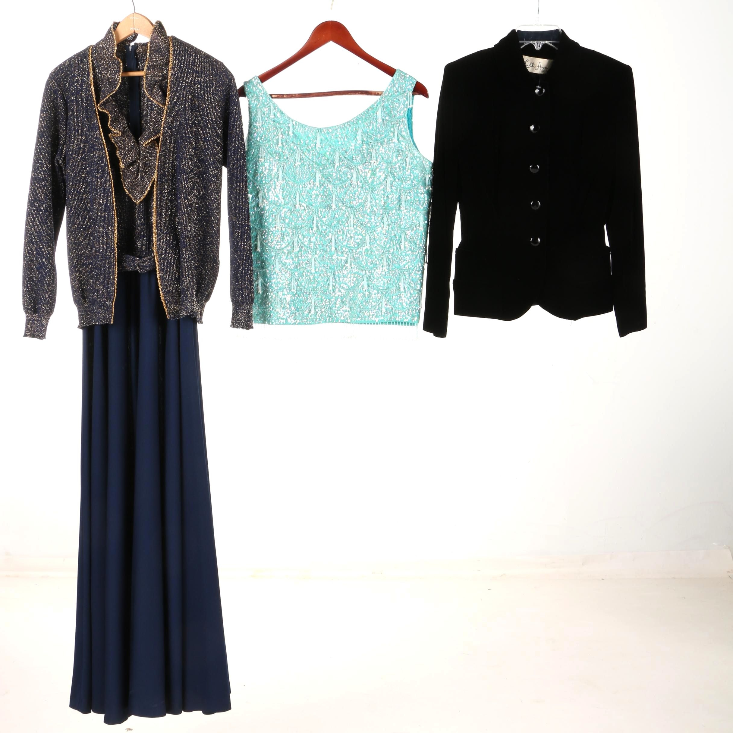 Women's Vintage Clothing Including Lilli Ann