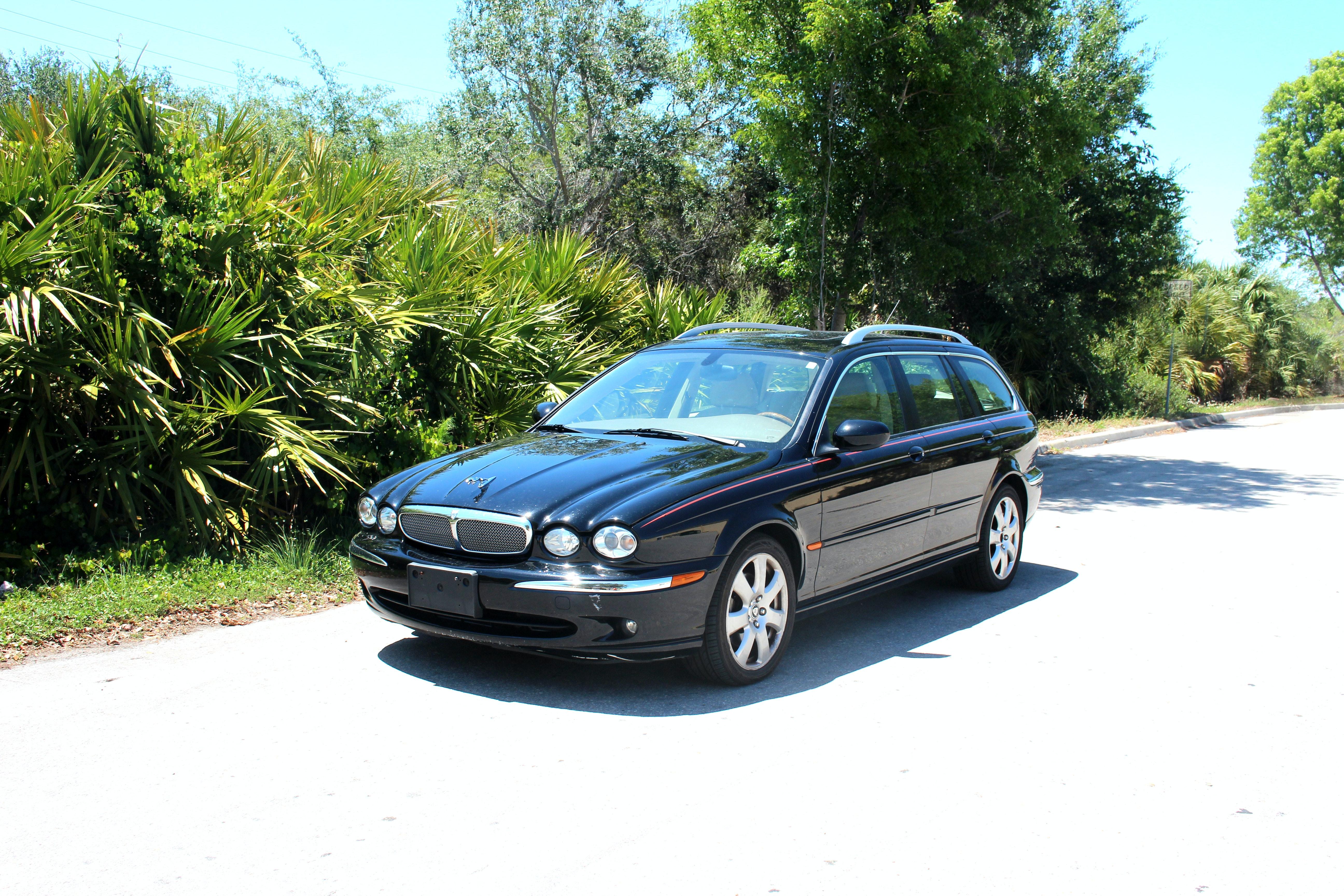 2006 Jaguar XType Station Wagon