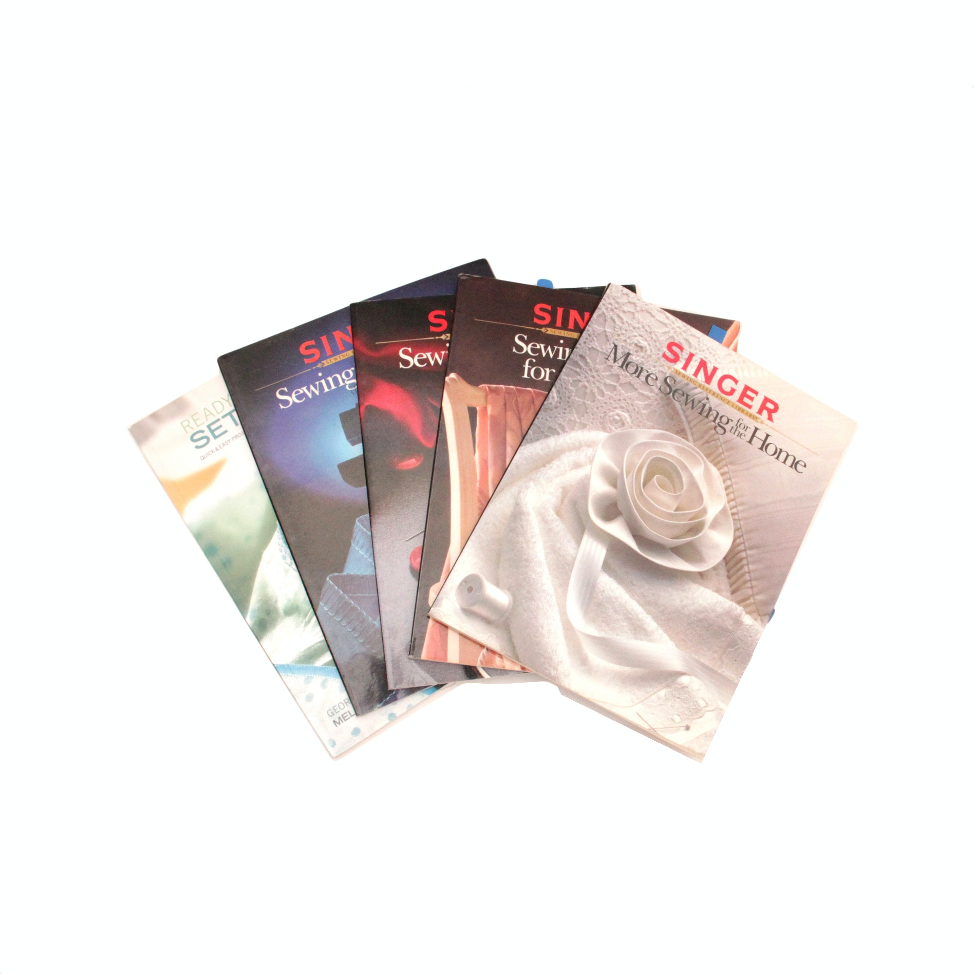 Singer Sewing Projects Books