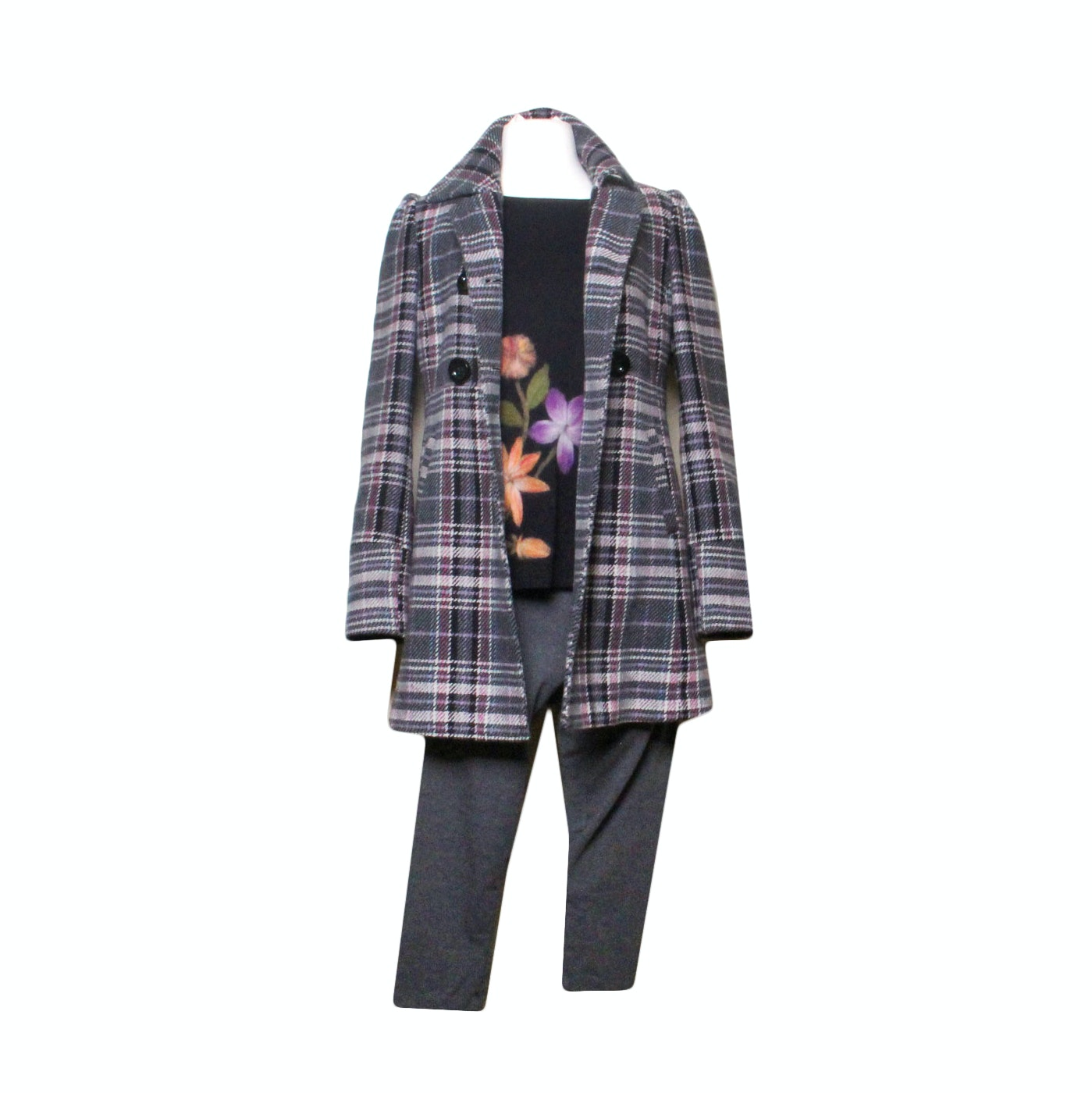 American Rag Cie Wool Coat and Winter Essentials