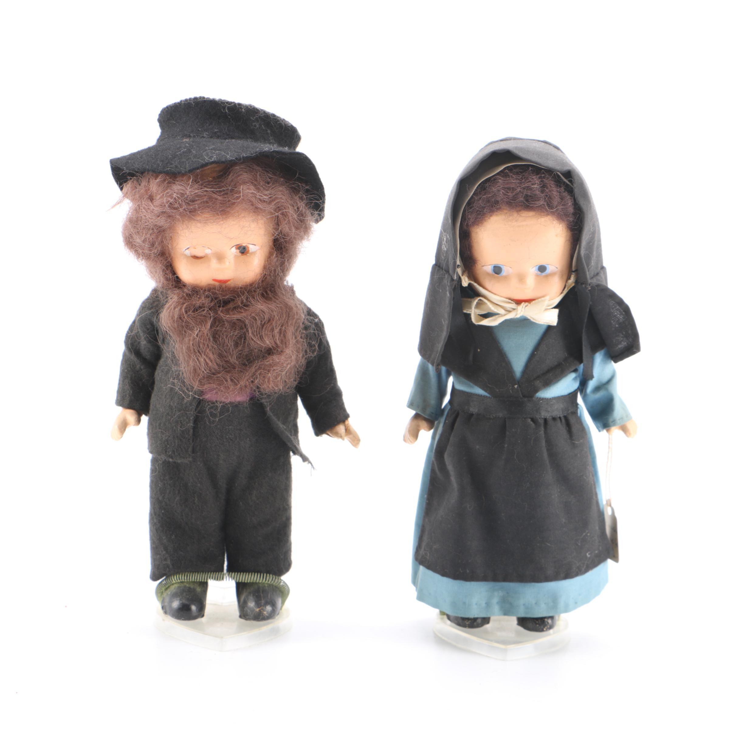 Lancaster County Way Amish Dolls