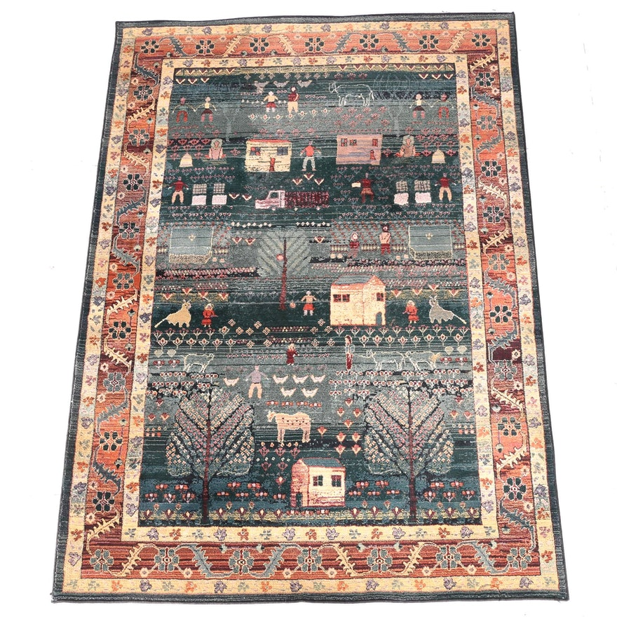 Machine Made Oriental Weavers Gabbeh