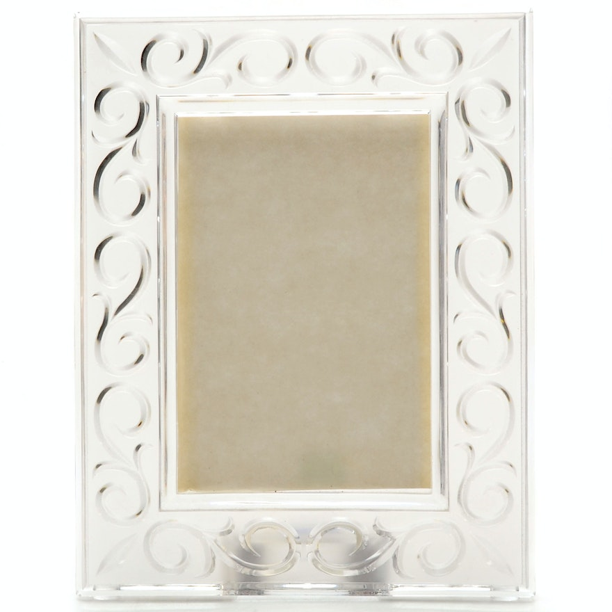 Marquis Waterford Crystal Frame Ebth