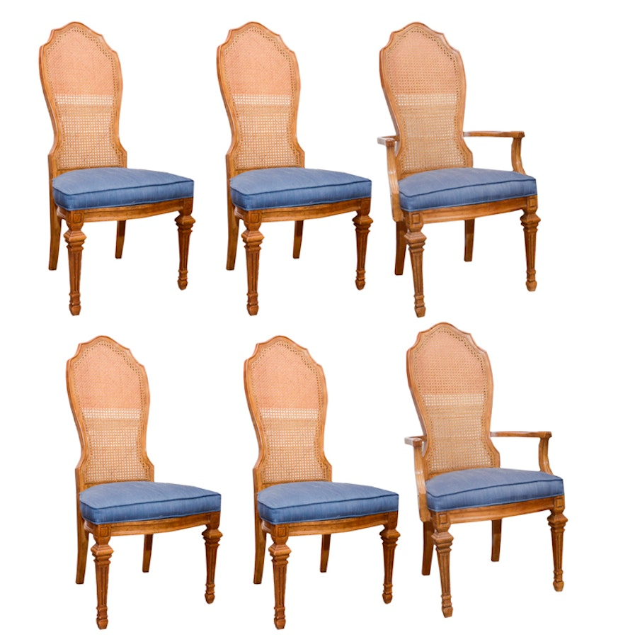 Louis XVI Style Dining Chairs : EBTH