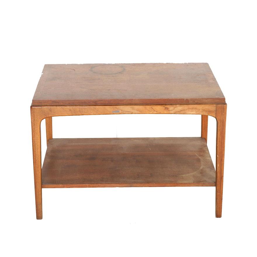Circa 1960s Lane Furniture Coffee Table Ebth