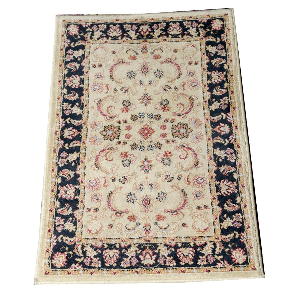 Power Loomed Persian Design Area Rug by Welbourne