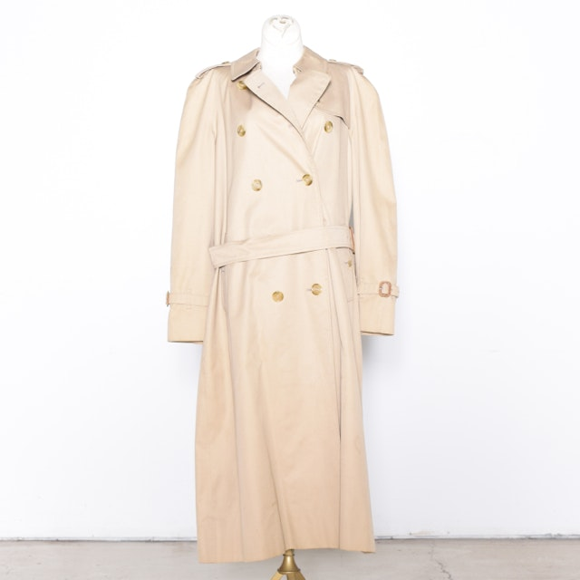 Women's Burberry Trench Coat