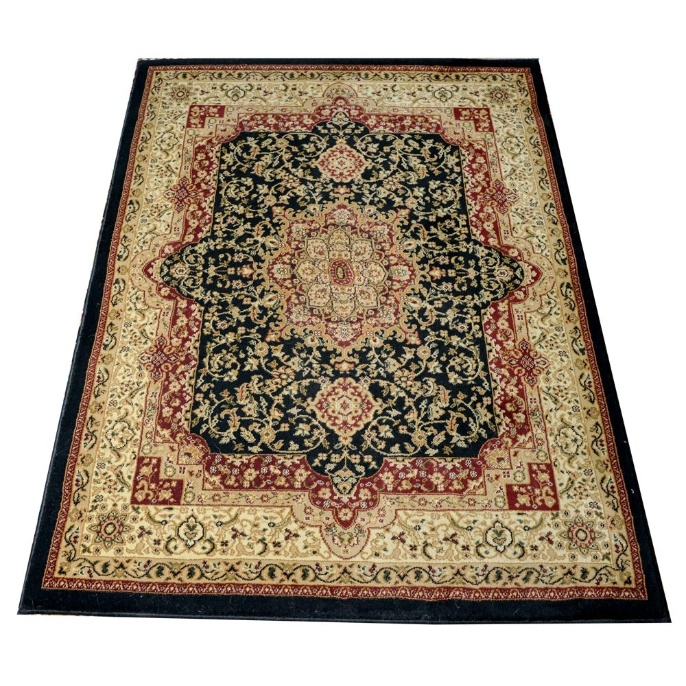 Power Loomed Persian Design Area Rug by Excellent Collection