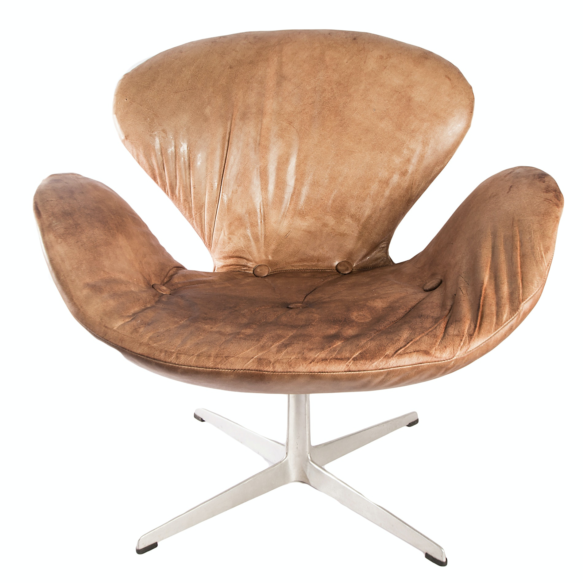 Swan Chair Designed by Arne Jacobsen Fritz Hansen