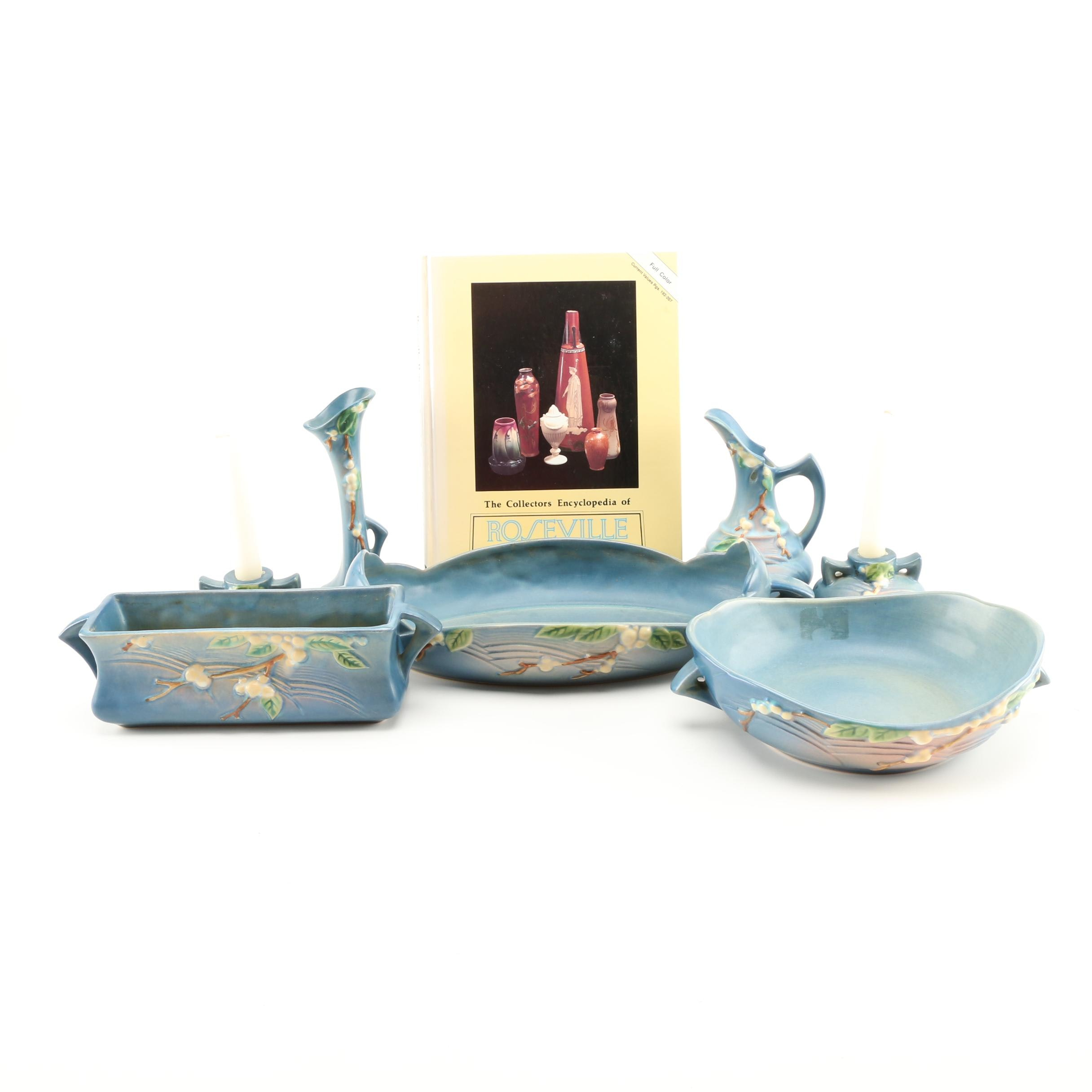 Roseville Pottery With Collectors Encyclopedia