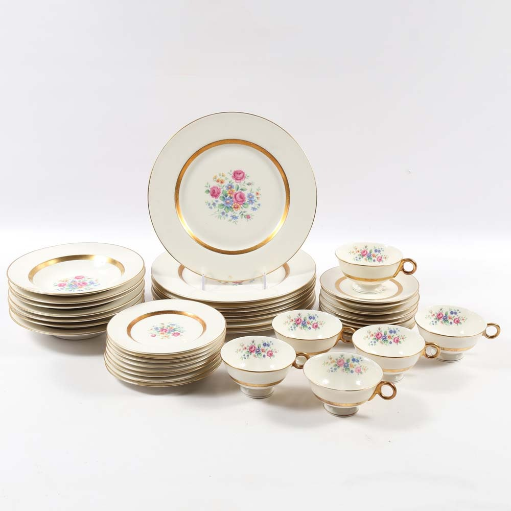 Theodore Haviland Floral China