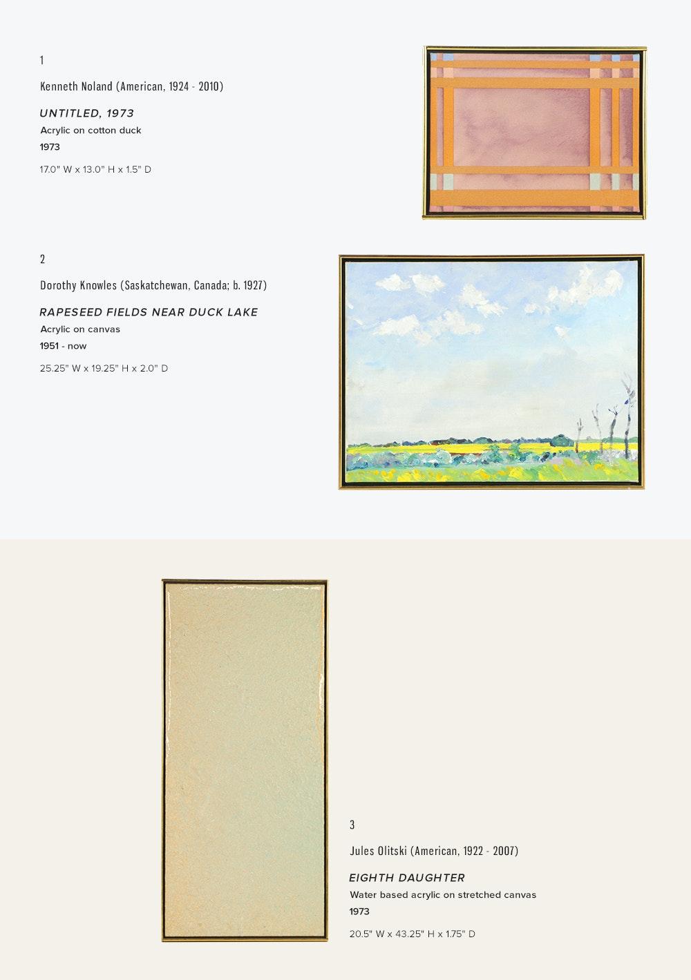 A.C.E. Series: Modernism