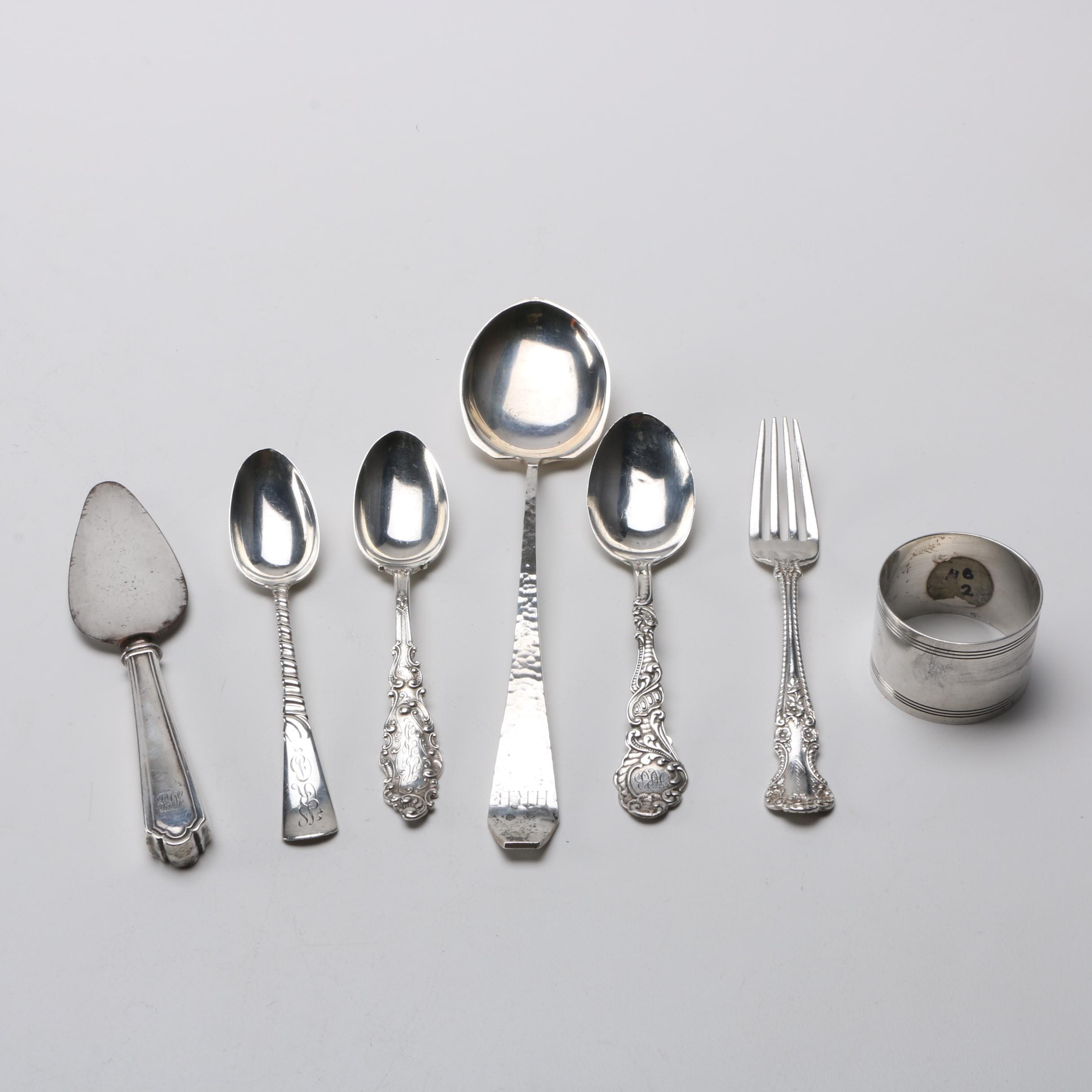 Towle and Gorham Sterling Silver Flatware