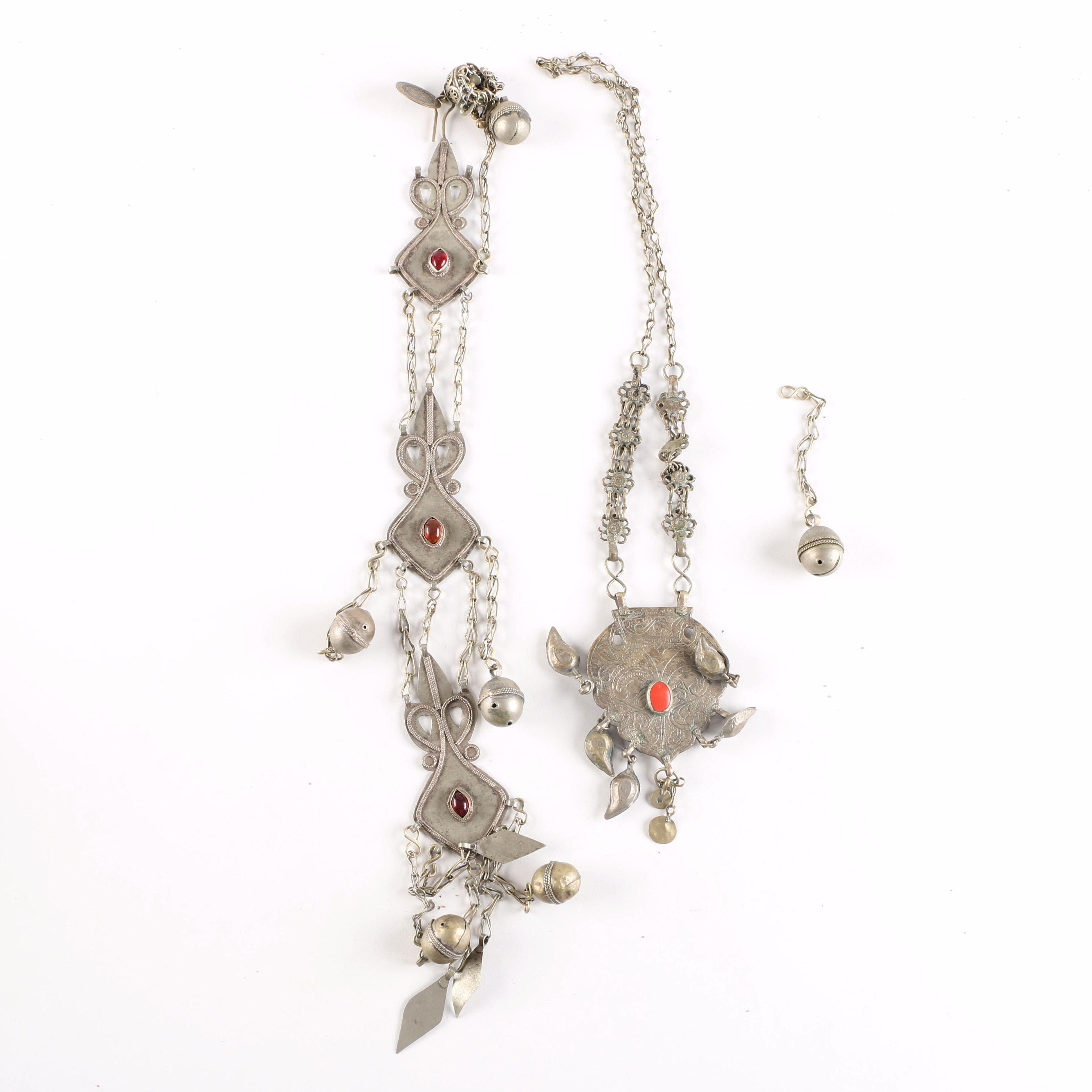 Yemeni-Inspired Jewelry