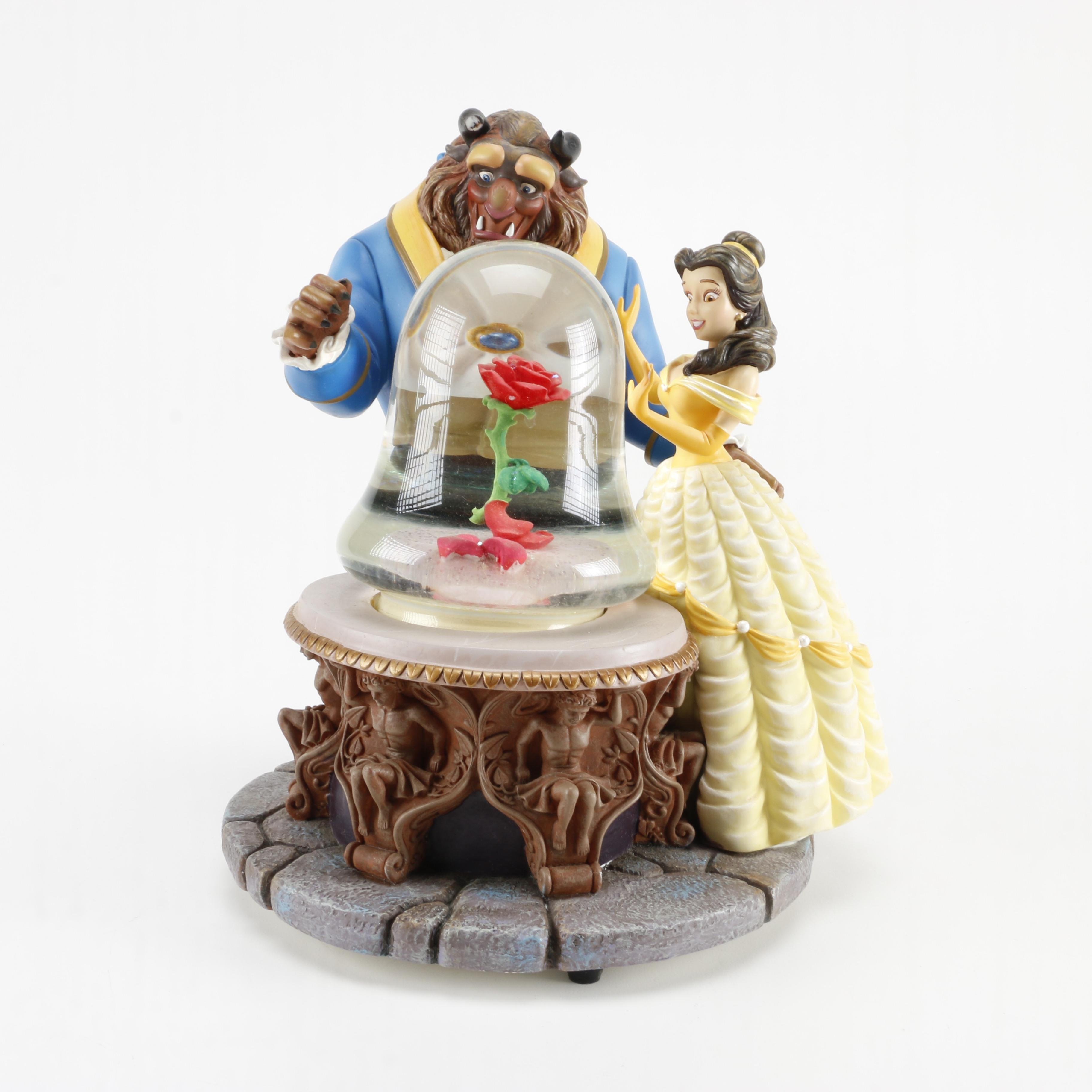 Disney's Beauty and the Beast Snow Globe