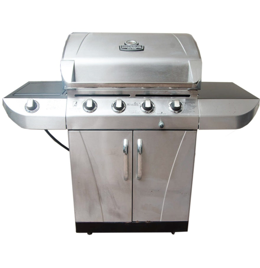 Char broil commercial series gas grill - Char Broil Commercial Series Gas Grill