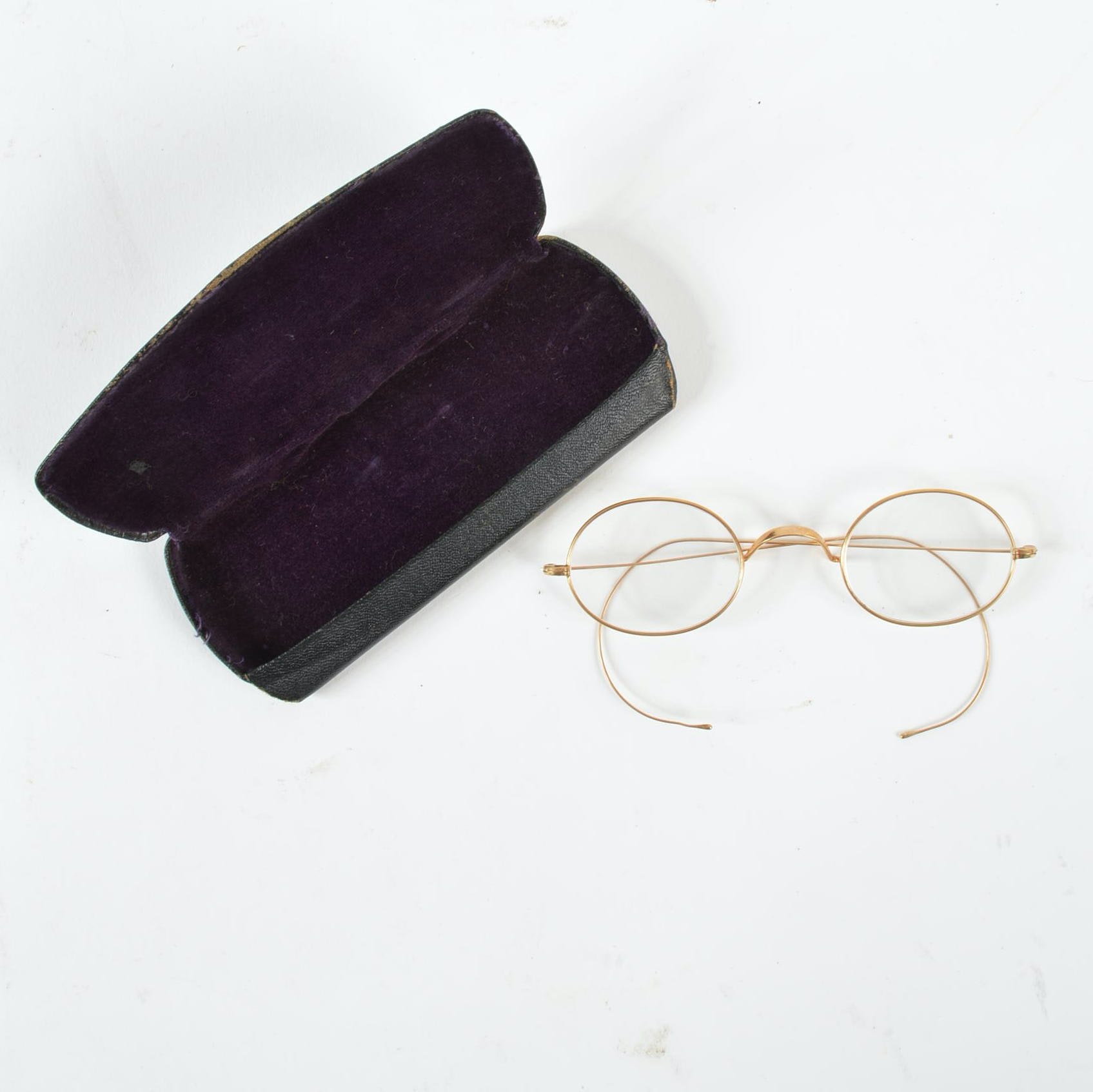 Gold Filled Wire Eyeglasses