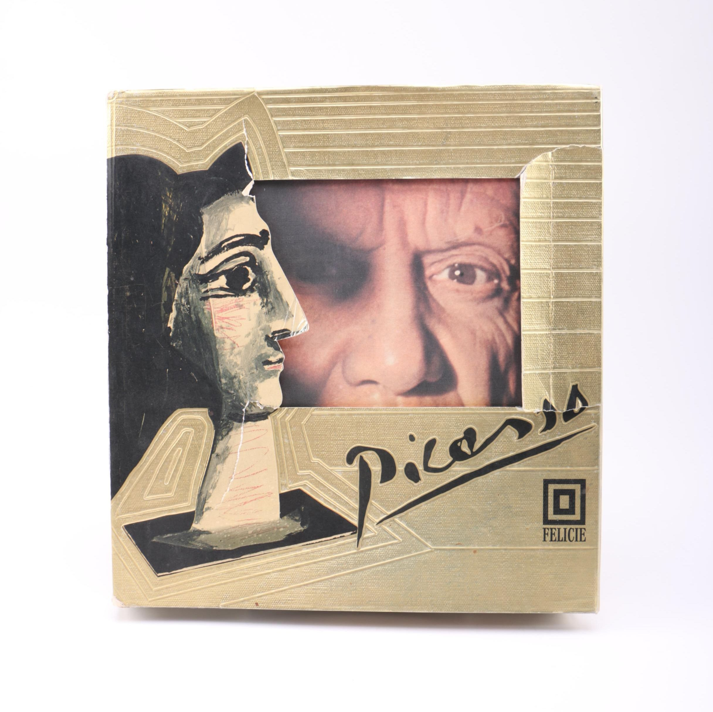"""""""Picasso"""" by Pierre Descargues and in Collaboration With Edward Quinn"""