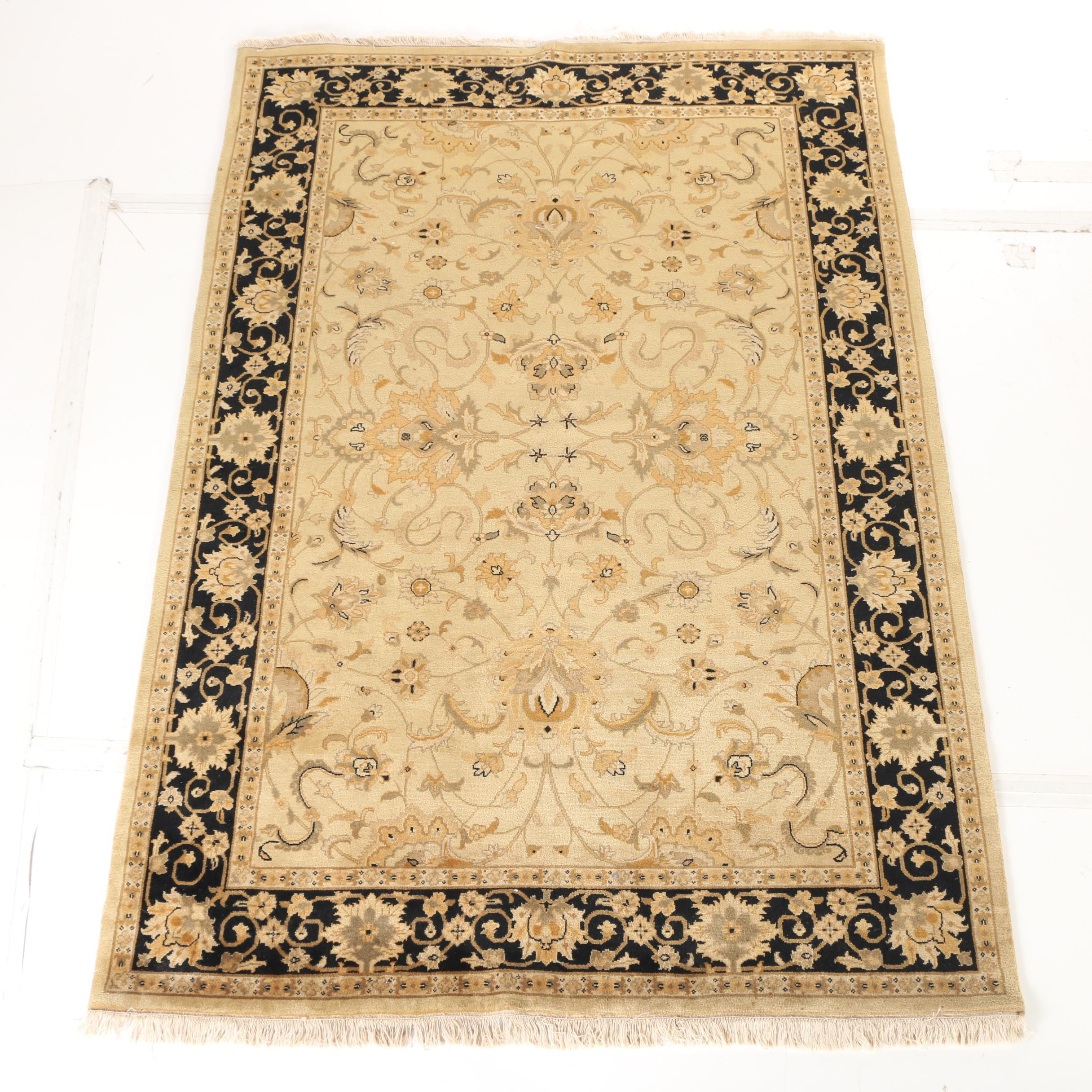 Power-Loomed Expo Design Center Floral Area Rug