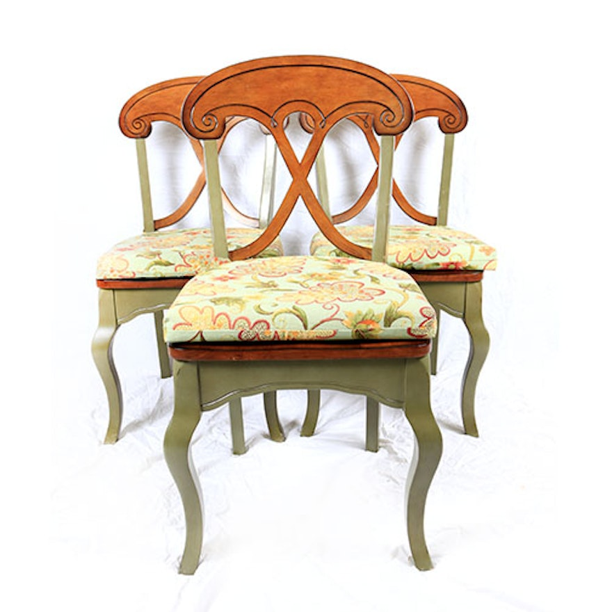 """Marchella"" Dining Chairs By Pier One"