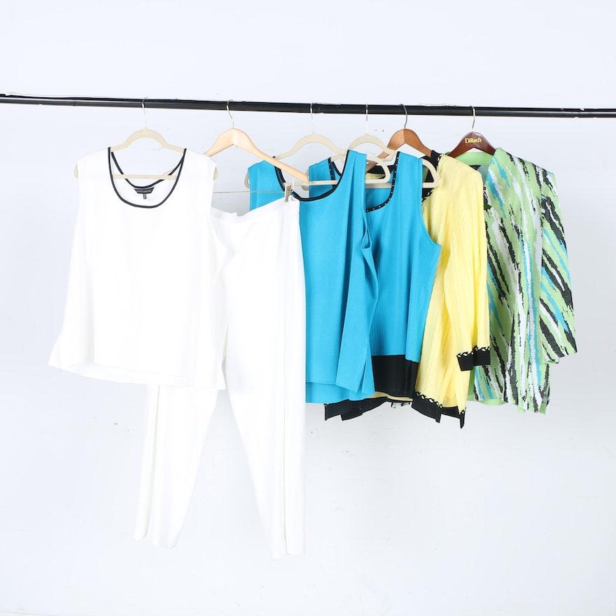 d27cd9cdc8a78 Ming Wang Plus Size Clothing   EBTH